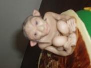 Gollum in marsepein