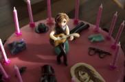 Mijn dochters kamer