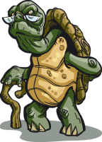 http://kaztorama.deviantart.com/art/Grampa-turtle-182622626
