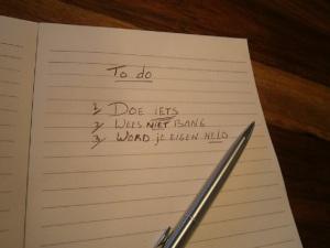 Todo lijst